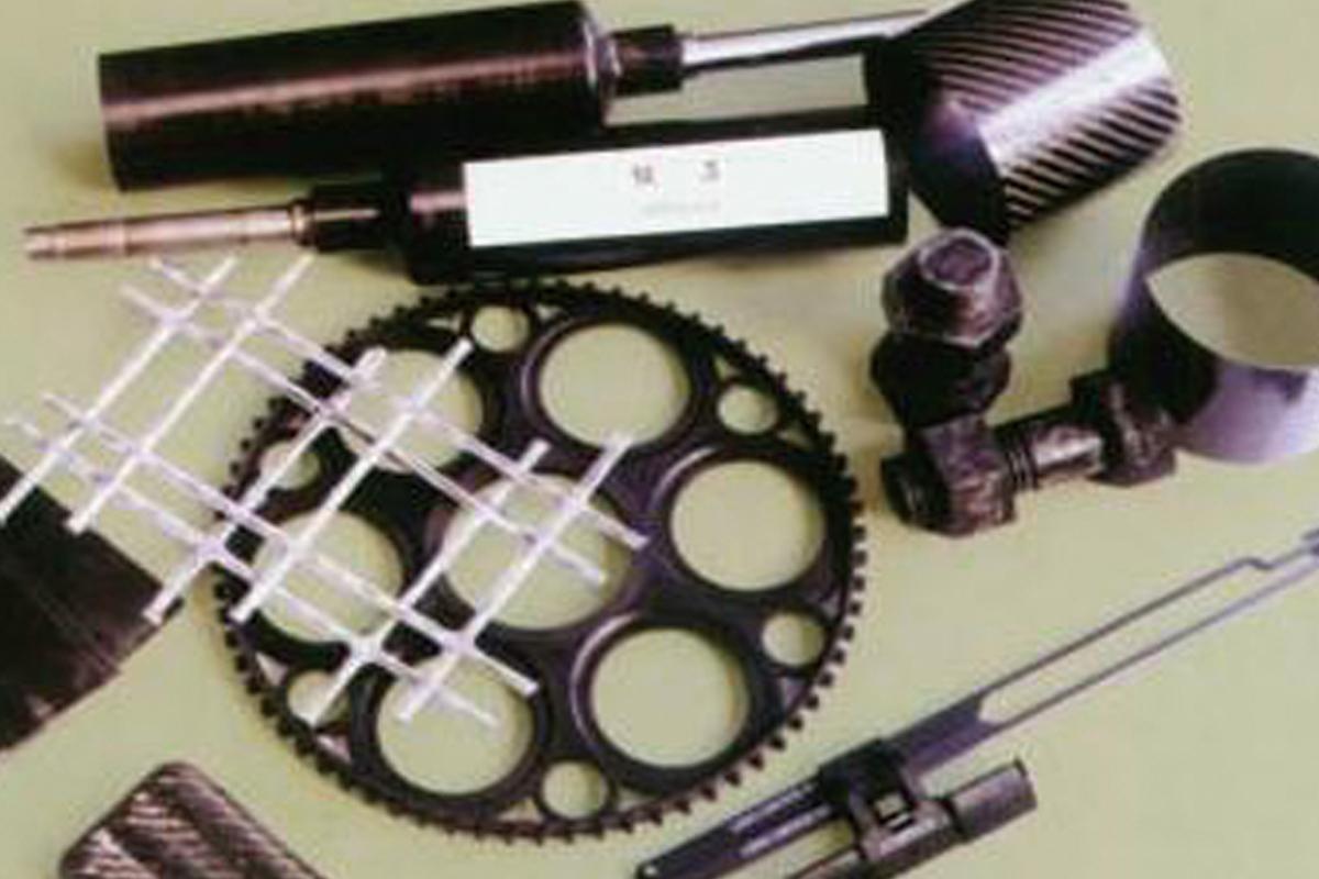 碳纖維零部件